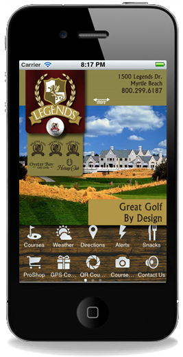 Apps for Golf Courses