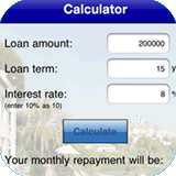 contrapption mortgage calculator